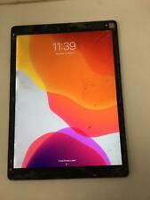 """Apple iPad Pro 2nd Gen 512GB, Wi-Fi, 12.9"""" Space Grey A1670 (2017) Cracked Glass"""