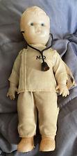 Vintage Hard Plastic Dr. Doctor Doll