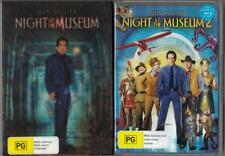 Night At The Museum 1 + 2 - DVD