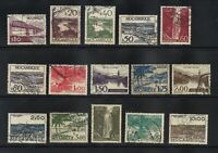 Portuguese Mozambique | 1948-49 | Views of Mozambique | Used Incomplete