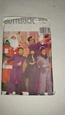 Vintage Sewing Pattern Butterick 5042 - Santa, Frankenstein,Ninja,W'wolf  1990