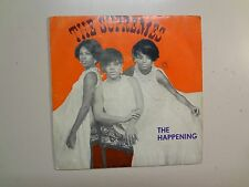 "SUPREMES: Happening +3-Portugal 7"" Vinyl 196? Stateside PSE 510 EP, PCV Flipback"