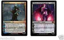 Ral Zarek & Liliana of the Dark Realms + 20 Random Rares! MTG Magic Gift Set HOT