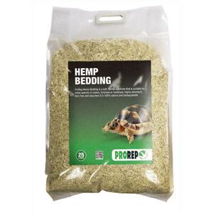ProRep Hemp Bedding, 25 litre