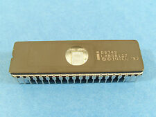 D8742, 8-Bit Slave Microcontroller, Intel Ceramic DIP-40, D8742 IC UPI-42 - 1pcs