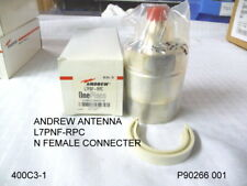 ANDREW ANTENNA  L7PNF-RPC FOR CO-AX CABLE LDFT-50A