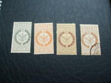 China Korea Falcon 2c-3c-20c Mint & 5c Used Stamps From 1903