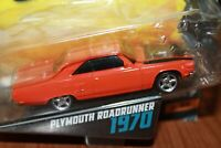 PLYMOUTH - ROADRUNNER - 1970 - FAST e FURIOUS