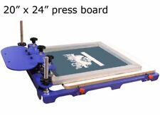 1 Color Screen Printing Machine 20