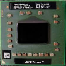 AMD Turion 64 X2 RM-70 TMRM70DAM22GG Mobile CPU Processor Socket S1 G2 638pin