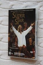 Jesus Christ Superstar- A New Stage Production (DVD) R-4, Like new, free post