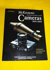 McKeown's Price Guide to Antique and Classic cameras, 2001-2002 BOOK
