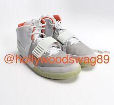 Nike Air Yeezy 2 Platinum NRG Size 12