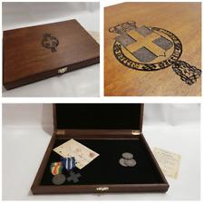 Cofanetto Astuccio per collezionismo Regno d'Italia collections case Coins&More