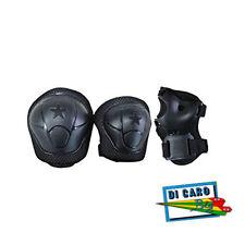 GARLANDO GRG-019: Nextreme Set KIT di protezioni BAMBINO PER BICI O SKATEBOARD