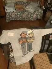 New Nike Kobe Bryant Lebron James puppet Shirt (NWT) Size Extra Large Gray