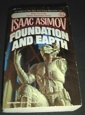 Foundation and Earth No. 5 by Isaac Asimov (1987, Paperback)