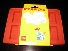 NWT OFFICIAL LEGO ICE BRICK TRAY CANDY CHOCOLATE BIRTHDAY PARTY MOLD