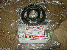 88-11 Kawasaki KLF-220 KLF-250 Bayou New CrankShaft 39T Spur Gear No. 59051-1188