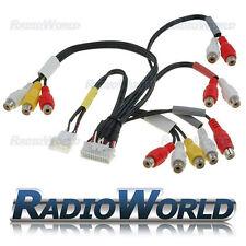 Alpine Rca Pre Out Phono Lead Cable arnés de cableado ine-s900r