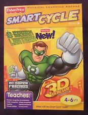 NEW Factory Sealed DC Super Friends Green Lantern Smart Cycle Game Cartridge
