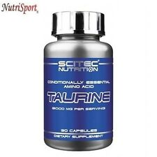 Scitec Nutrition - Taurine - 90 cps. Taurina