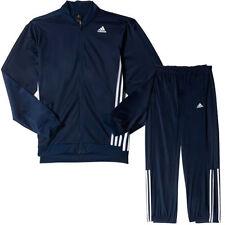Abbiglimento sportivo da uomo blu adidas in poliestere