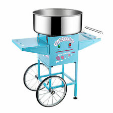 New! Great Northern Popcorn Flufftastic Cotton Candy Machine Floss Maker Cart