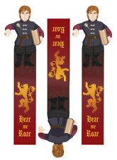 Tyrion Lannister (Game of Thrones) 2 sided bookmark, PDF, A4 instant download