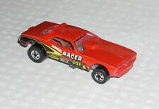 Vintage 1982 Hot Wheels Top Eliminator Barracuda Funny Car Red Made in France