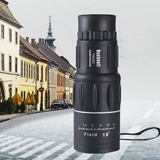 16 x 52 Dual Focus Zoom Optic Lens Armoring Monocular Telescope Traveling HotBф