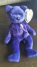 Ty Beanie Baby Original Princess Canadian Bear  MWMT