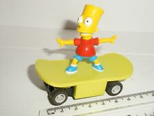MICRO Scalextric - Simpsons - Bart Simpson Skateboard - Mint