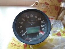 ROVER P5 3-Litre Mk3 Manual Saloon Speedometer.  New Old Stock. Part no 555547.