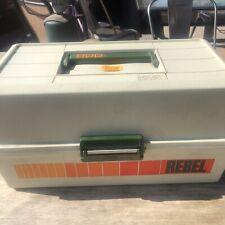 Vintage Rebel 600 tackle box