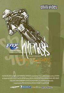 HYPNOSIS- VISUAL INTENSITY - MOUNTAINBIKE ACTION  DVD - FREE POST IN UK