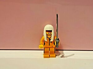 AVATAR HARUMI & Weapons..LEGO MINIFIGURE...FROM NINJAGO GAMERS MARKET SET 71708