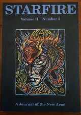Starfire Volume Ii Number 3, A Journal of the New Aeon