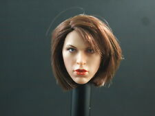 Custom Made 1/6 Scale Female Headsculpt Re Alice (2) Fit For 12Inch Body Phicen