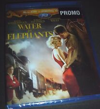 Water for Elephants (Blu-ray Disc, 2011, 2-Disc Set, With Digital Copy) PROMO