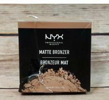 NYX Professional Makeup Matte Bronzer Pressed Powder Medium  M2