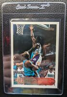 1996 TOPPS #217 RAY ALLEN ROOKIE CARD RC MILWAUKEE BUCKS MIAMI BOSTON CELTICS