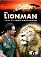 THE BEST OF THE LIONMAN: Selection of BEST EPISODES OF FIRST 3 SERIES, 6 DVD'S
