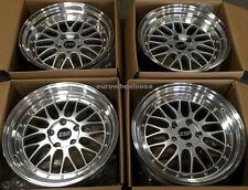 "18"" ESR SR5 Wheels For Toyota Avalon Solara Sienna 18x8.5 5x114.3 +30 Rims Set 4"