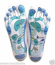 Reflexology Socks Massage Therapy Supplies Tools Foot Spa Basic Clinical 1 Pair