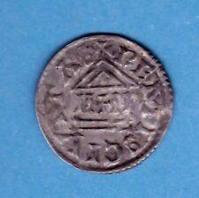 (MD.11)CAROLINGIENS CHARLES LE CHAUVE DENIER DE REIMS (840-875)  (RARE)