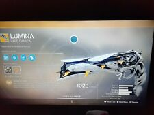 Destiny 2(ps4) - Lumina Quest Guaranteed 1-2 days?