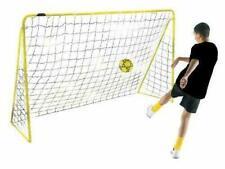 MV Sports Kickmaster Premier Football Goal 6ft Yellow