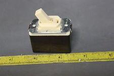 New listing Vintage Unused Hubbell Bakelite Light Switch 120V