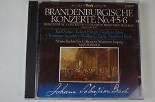 Bach Brandenburgische Konzerte 4 5 6 Suske Haupt Jahn Max Pommer Box35